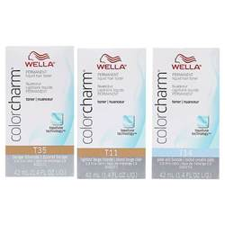 wella color charm toner sally wella color charm permanent liquid hair