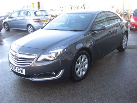 vauxhall grey used asteroid grey metallic vauxhall insignia for sale