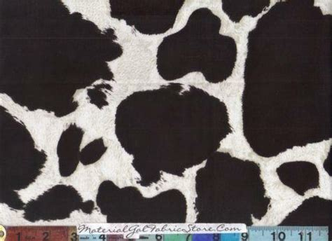 Cowhide Fabric By The Yard by Cowhide Fabric Ebay