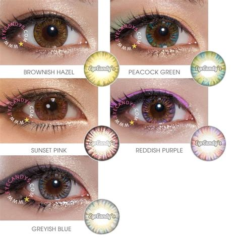 most colored contacts royal vision coloured contacts the most