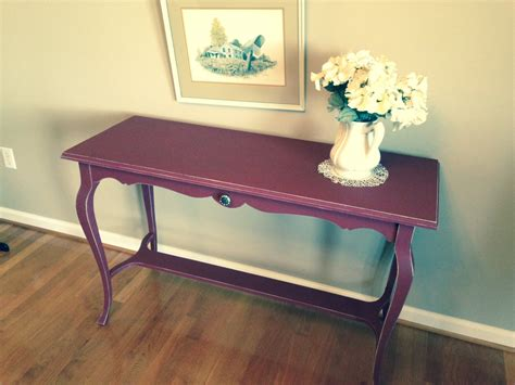 Etsy Furniture sold exle sofa table foyer entryway table sideboard