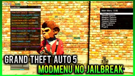 mod gta 5 without computer ps3 gta 5 online ps3 how to get mod menus without a jailbreak