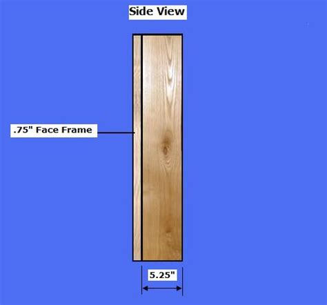 how to build wood medicine cabinet easy to follow how to