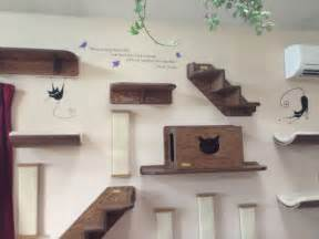 How would your cat like to have its very own staircase not only is it