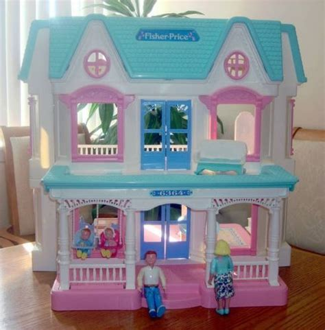 fisher price old doll house fisher price loving family toys games stuffed critters pinterest fisher price