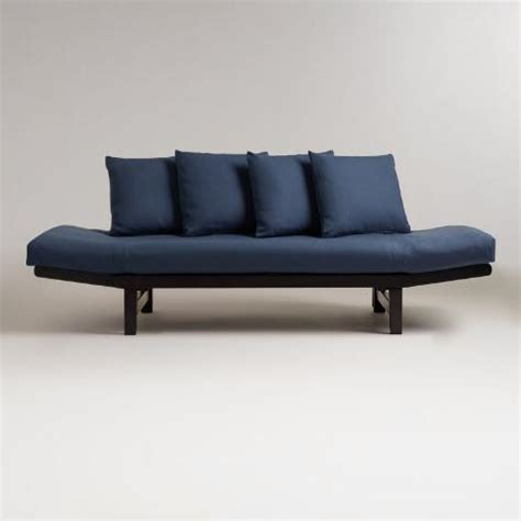 world market studio day sofa vintage indigo studio day sofa slipcover world market