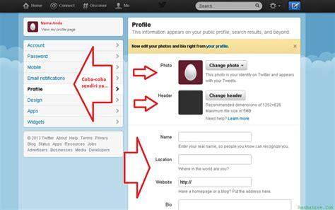membuat email twitter baru cara membuat twitter baru dengan mudah toko4life com
