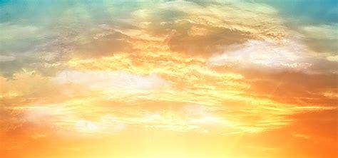 Sky Gold golden sky clouds pink golden background image for free