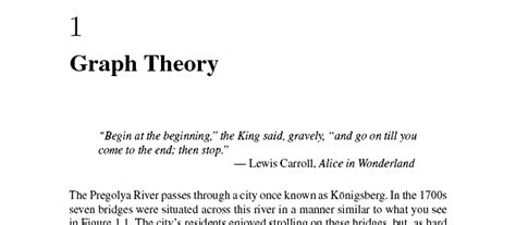 how to layout quotes in an essay quoting quot inspirational quot quote at start of chapter tex