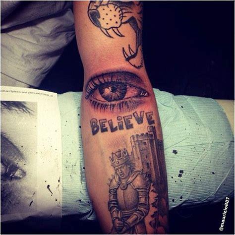 bieber eye tattoo justin bieber always 2013 justin