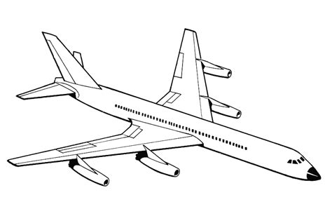 coloring pages of paper airplanes dibujos de aviones para colorear e imprimir gratis