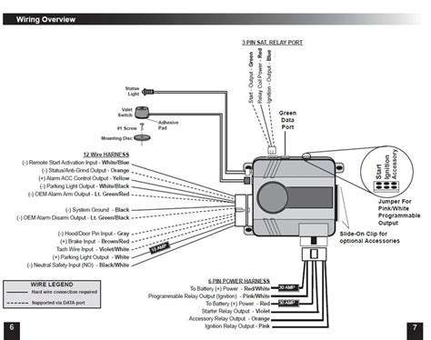 prestige remote start wiring diagram vehicle car wire
