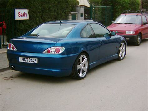 peugeot 406 coupe v6 peugeot 406 coupe v6 photos news reviews specs car