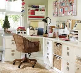 Office Desk Organization Ideas Creation Of A Home Office Sewing Craft Room