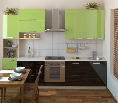 small kitchen arrangement ideas