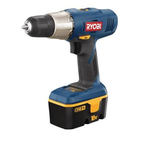 ryobi cordless nicad drill p835 the home depot