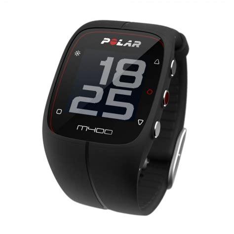 polar m400 gps speed distance sports fitness