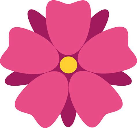 flower design emoji quot pink flower emoji quot stickers by thatmerchstore redbubble