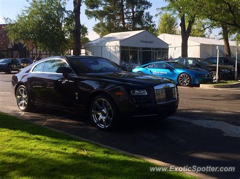 rolls royce wraith spotted in denver colorado on 09 02 2014