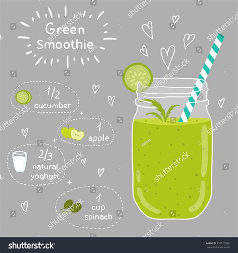 Animal Element Detox Coupon by Royalty Free Green Smoothie Recipe With 210513520 Stock