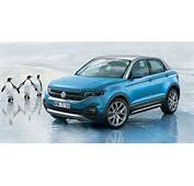Exclusive Volkswagen Polo SUV – First Look  AutoX