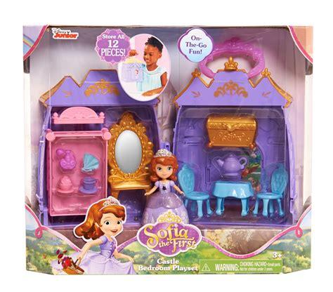 sofia the bedroom disney sofia the castle bedroom playset