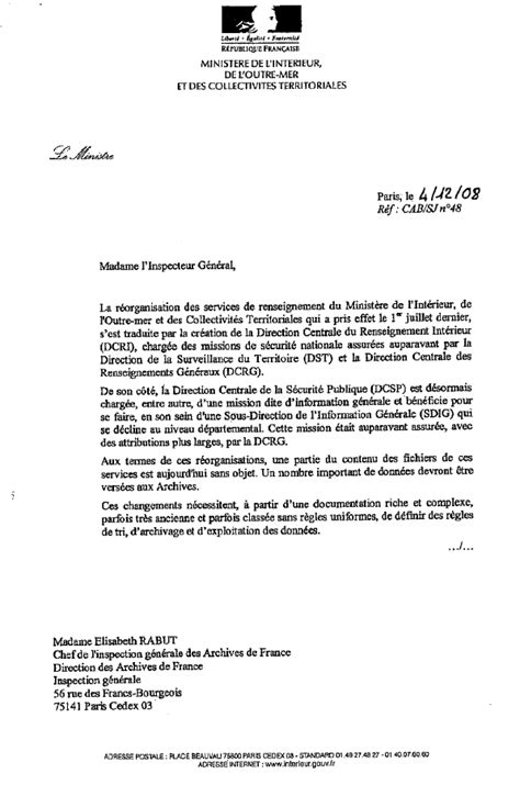 Exemple De Lettre Circulaire N 176 1548 Rapport D Information De Mme Delphine Batho Et M Jacques Alain B 233 Nisti Sur Les