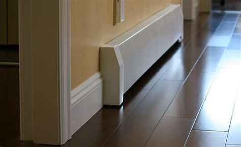 Hydronic Heat Registers When To Replace Your Baseboard Heater Covers Networx