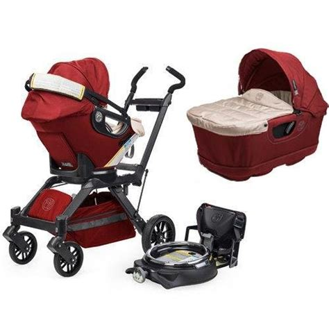baby bassinet car seat orbit baby infant travel collection g3 bassinet and car