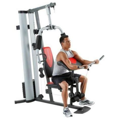 weider 8700 multigym tone at home