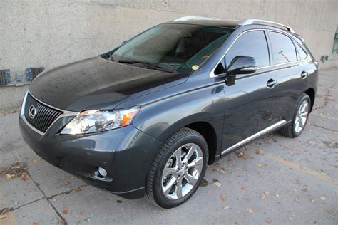 lexus chrome 2010 lexus rx350 awd ultra premium chrome wheel pkg