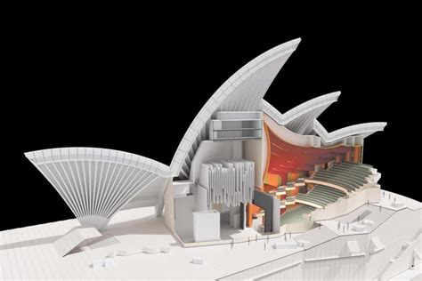 designer of sydney opera house after 40 years the sydney opera house is still a work in progress architect