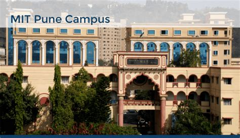 Mba Placements In Mit Pune by Mit Pune An Overview