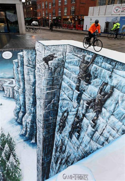 street art 20 amazing 3d street art illusions that will blow your mind