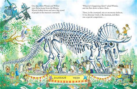 winnies dinosaur day 0192794035 winnie s dinosaur day scholastic kids club
