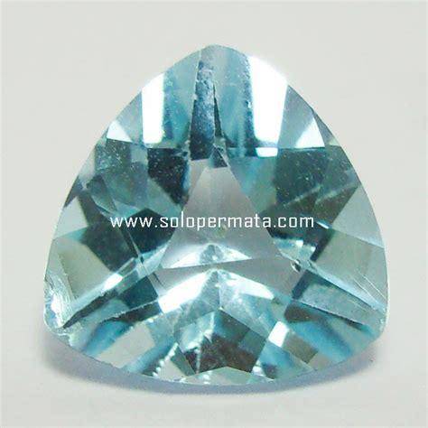 Batu Akik Permata Blue Topas A002 batu permata blue topaz 27a06 memo toko batu