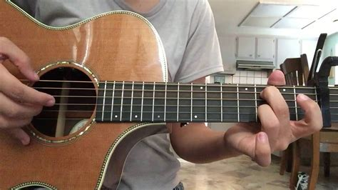 tutorial guitar your call when the fight calls guitar tutorial youtube