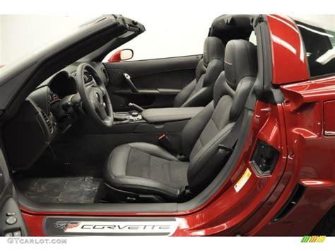 2013 Corvette Interior by 2013 Chevrolet Corvette Grand Sport Coupe Interior Photo