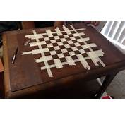 Pin Chess Board Table Plans On Pinterest