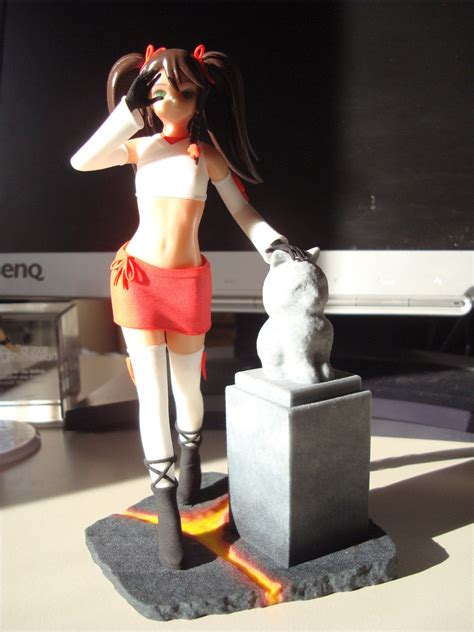 Anime 3d Print by Anime Figurines For 3d Printing Gambody 3d Printing