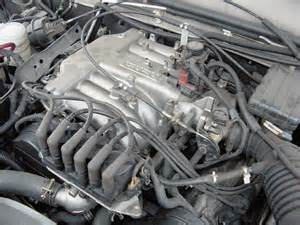 Isuzu Trooper V6 Engine 1995 Isuzu Trooper Used Parts Stock 003110