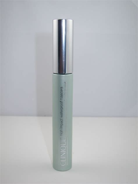 Clinique High Impact Mascara Review by Clinique High Impact Waterproof Mascara Review Musings