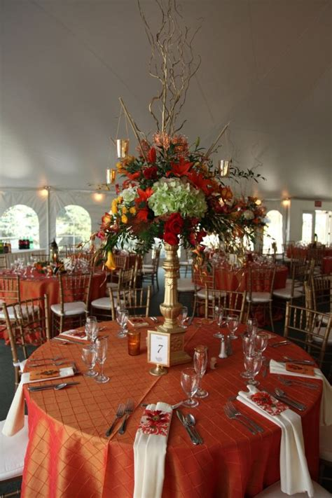fall wedding reception decorations 20 centerpiece ideas for fall weddings