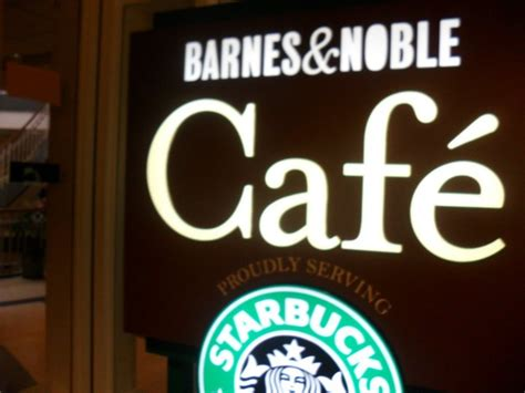 Starbucks Barnes starbucks and barnes noble organizations products services i l