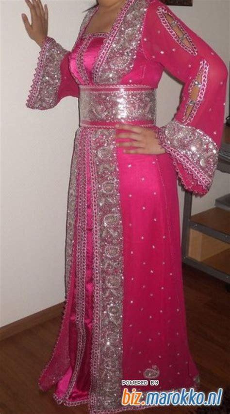 afghaanse jurk wit marokkaanse bruiloft jurken