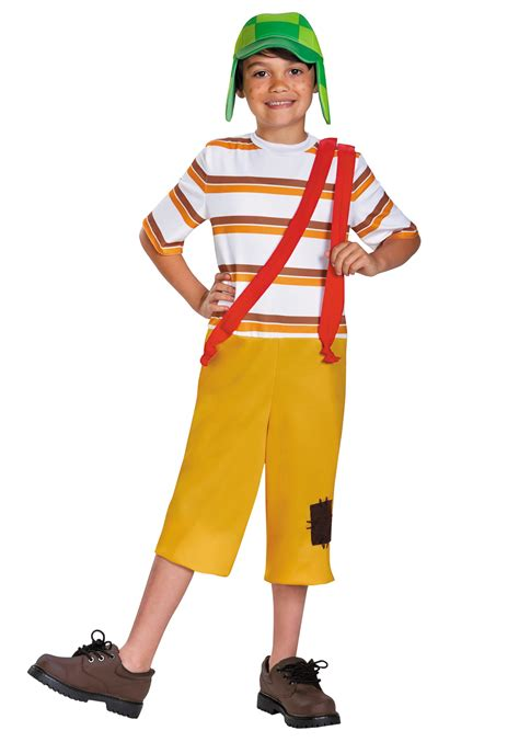 8 Costumes For by El Chavo Costume