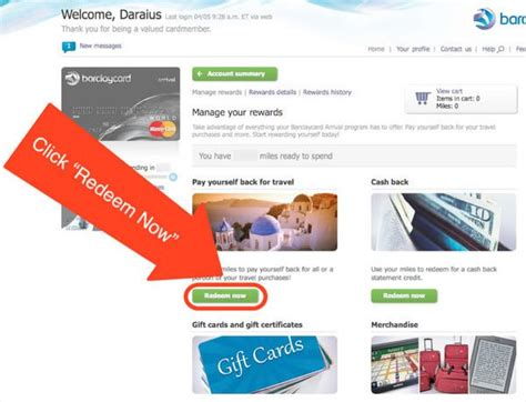 Redeem Ihg Points For Gift Cards - barclays arrival experiment will buying hotel points and gift cards count as travel