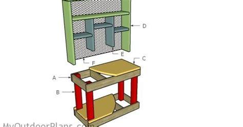 reloading bench plans free building a reloading bench workshop plans pinterest