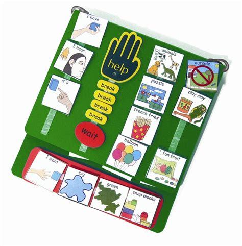 communication book pictures assistive technology dtsl pecs communication book