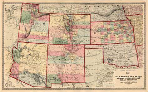 utah on the map of the united states map of utah arizona new mexico kansas colorado and